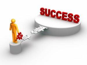 Три составляющие успеха